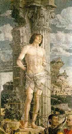 Le Martyr de Saint Sébastien